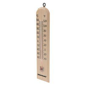 Holzthermometer -40°C + 50°C