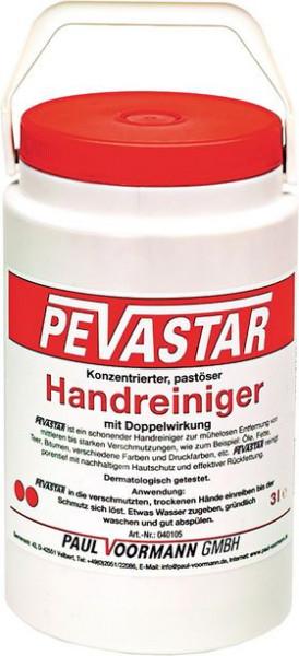 Handreiniger Pevastar 3L Sehr sparsam im Verbrauch.