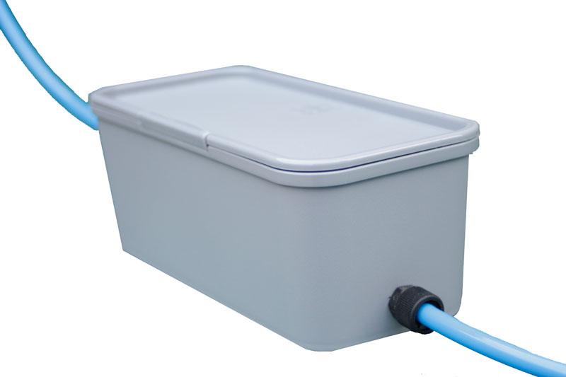 Schwimmerbehälter
