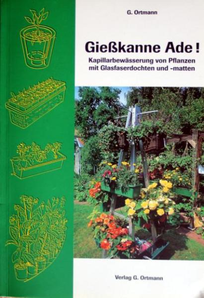 ORTMANN Buch Kapillarbewässerung