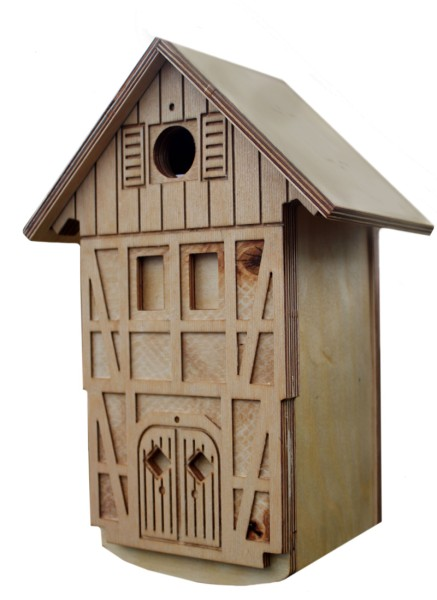 Nistkasten, vogelhaus, Brutstätte