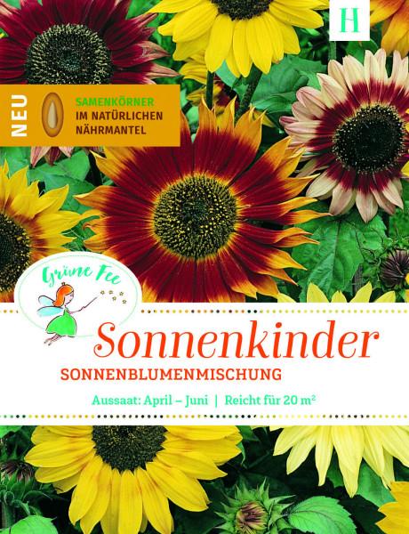Sonnenblumen, Blumensamen