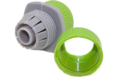 Schlauchverbinder Kunststoff Silverline