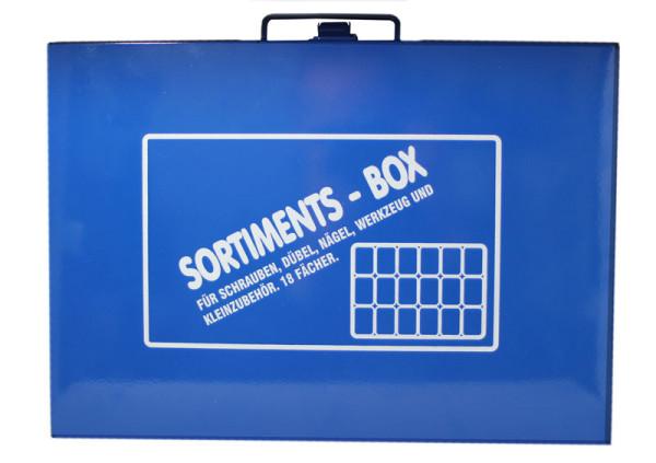 Sortiments, Box, Schraubenkoffer, Kleinteilemagazin