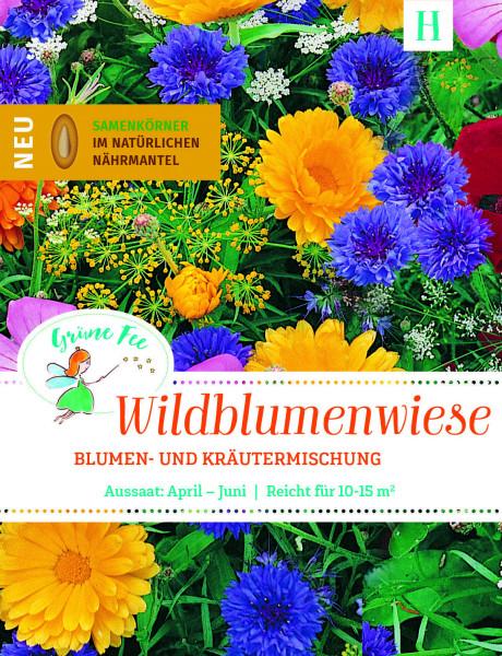 Wildblumen, Blumenwiese