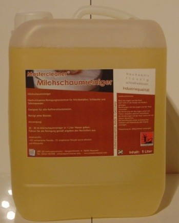 5 Liter Michschaum Reiniger Mstercleaner