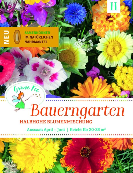 Bauerngarten 19606 Blumenmischung