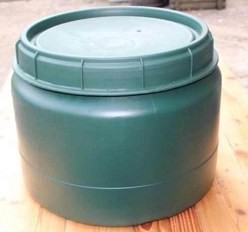 25 Liter Fass, Tonne, Behälter, für Kanuwanderung